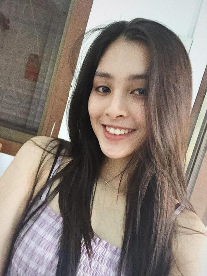 Vẻ đẹp đời thường vừa lai Tây, vừa gợi cảm hút hồn của Tân Hoa hậu Việt Nam 2018 Trần Tiểu Vy - ảnh 3