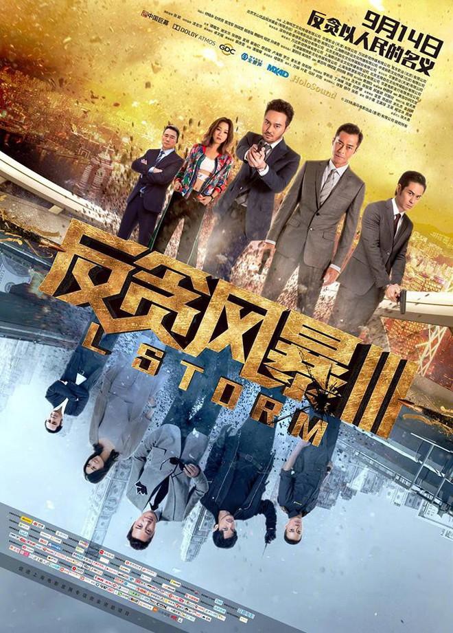 4 bộ phim hình cảnh vang dội của TVB: Bộ cuối cùng vừa làm nên điều đáng kinh ngạc - ảnh 7