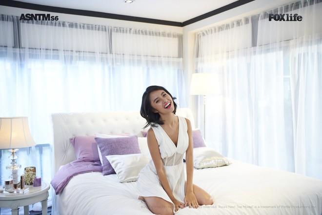 Next Top châu Á: Rima Thanh Vy lội ngược dòng lên top 3, Minh Tú bị mất một lúc 2 thí sinh - Ảnh 2.