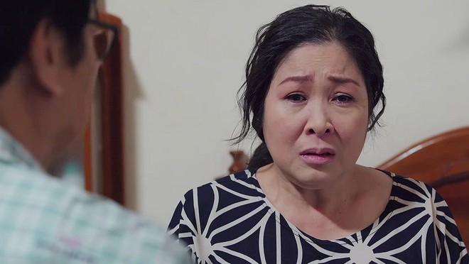 Gạo Nếp Gạo Tẻ: Yêu con là thế nhưng lúc ốm đau, bà Mai bị chính con ruột ghẻ lạnh đến bật khóc - ảnh 2