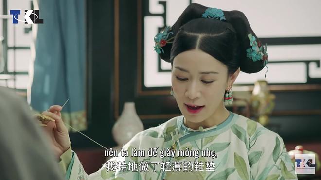 Không chỉ đạt đỉnh cao diễn xuất, vai Kế hậu Diên Hi Công Lược còn gom lại cả vũ trụ phim ảnh của Xa Thi Mạn - Ảnh 5.