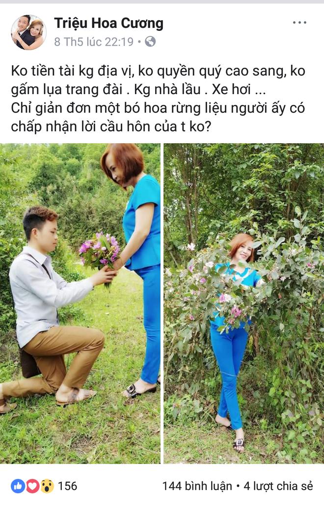Cô dâu 62 tuổi xúc động khi chú rể 26 tuổi yêu cầu giữ nguyên bức hình cưới với chồng quá cố ở phòng khách - ảnh 3
