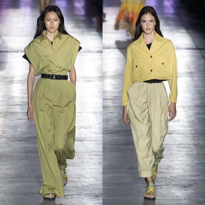 """Tần Lam và Vương Viện Khả bất ngờ tái ngộ tại Milan Fashion Week: """"Phú Sát Hoàng hậu"""" đẹp xuất sắc, lấn át cả """"Thuần Phi"""" - ảnh 19"""