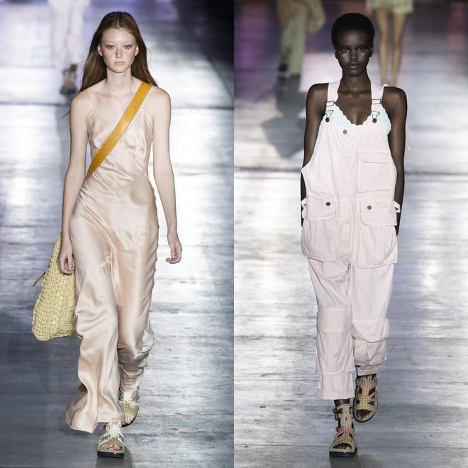 """Tần Lam và Vương Viện Khả bất ngờ tái ngộ tại Milan Fashion Week: """"Phú Sát Hoàng hậu"""" đẹp xuất sắc, lấn át cả """"Thuần Phi"""" - ảnh 20"""