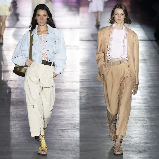 """Tần Lam và Vương Viện Khả bất ngờ tái ngộ tại Milan Fashion Week: """"Phú Sát Hoàng hậu"""" đẹp xuất sắc, lấn át cả """"Thuần Phi"""" - ảnh 23"""