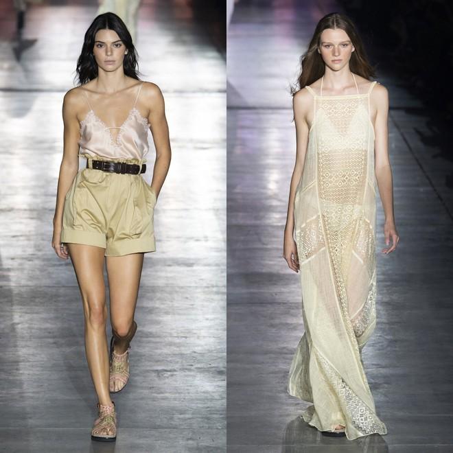 """Tần Lam và Vương Viện Khả bất ngờ tái ngộ tại Milan Fashion Week: """"Phú Sát Hoàng hậu"""" đẹp xuất sắc, lấn át cả """"Thuần Phi"""" - ảnh 24"""