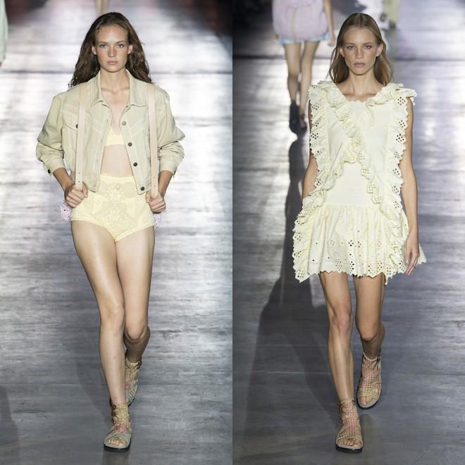 """Tần Lam và Vương Viện Khả bất ngờ tái ngộ tại Milan Fashion Week: """"Phú Sát Hoàng hậu"""" đẹp xuất sắc, lấn át cả """"Thuần Phi"""" - ảnh 25"""