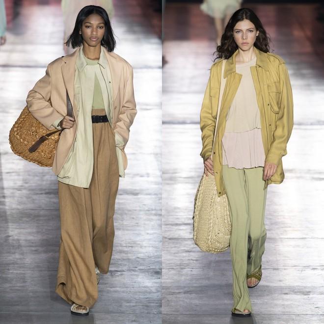 """Tần Lam và Vương Viện Khả bất ngờ tái ngộ tại Milan Fashion Week: """"Phú Sát Hoàng hậu"""" đẹp xuất sắc, lấn át cả """"Thuần Phi"""" - ảnh 27"""