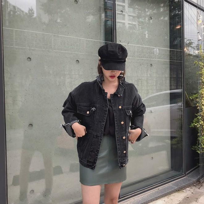 Thu này có thêm 4 kiểu áo khoác mỏng vừa xinh lại cá tính để bạn không phải mặc nguyên cả mùa mỗi chiếc blazer - ảnh 12