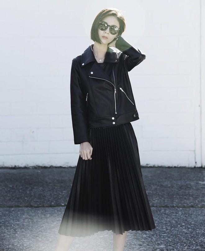 Thu này có thêm 4 kiểu áo khoác mỏng vừa xinh lại cá tính để bạn không phải mặc nguyên cả mùa mỗi chiếc blazer - ảnh 19
