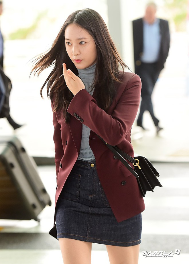 Chị em sang chảnh nhất xứ Hàn đụng độ Red Velvet: Jessica trông như bà hoàng, Krystal đẹp đè bẹp đàn em - ảnh 3