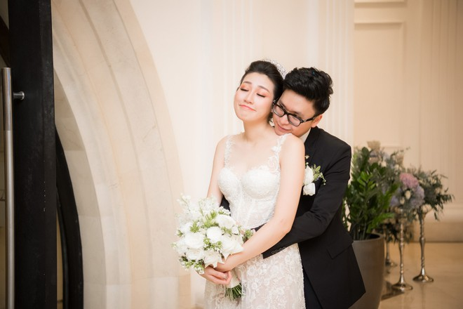 Những đám cưới được thắt chặt an ninh nhất Vbiz: bảo vệ phong tỏa mọi nơi, huy động cả ô đen để che chắn - ảnh 13