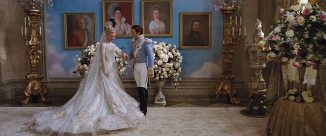Lóa mắt với 6 đám cưới thời thượng trong phim Hollywood: Lễ cưới số 6 ăn đứt cả sự kiện hoàng gia! - ảnh 3