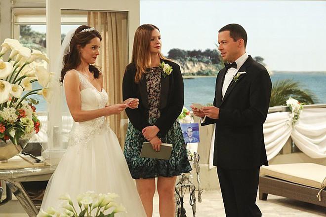Lóa mắt với 6 đám cưới thời thượng trong phim Hollywood: Lễ cưới số 6 ăn đứt cả sự kiện hoàng gia! - ảnh 6