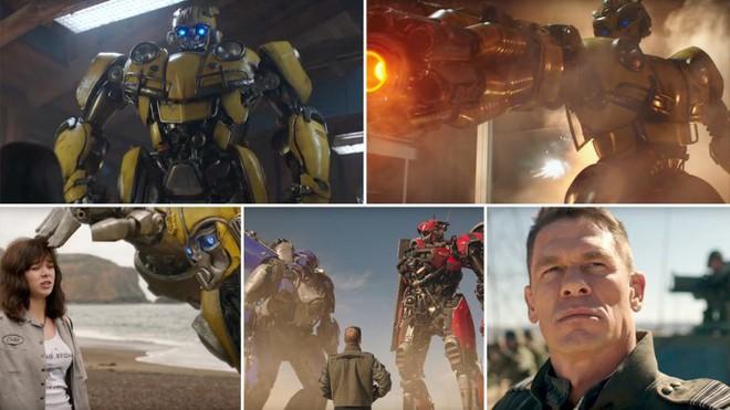 """Bạn có soi ra được 5 điều cực thú vị này trong trailer mới keng của robot biến hình """"Bumblebee"""" chưa? - ảnh 1"""