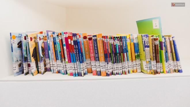 Thư viện thông minh đầu tiên dành cho thiếu nhi ở TP.HCM: Đẹp như sân chơi, có cả ngàn đầu sách và lên hình siêu ảo - Ảnh 13.