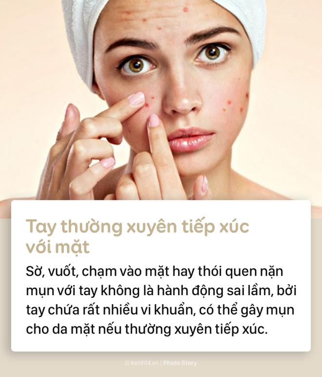 Tránh ngay những sai lầm sau nếu bạn không muốn da mặt mình chi chít mụn - Ảnh 5.
