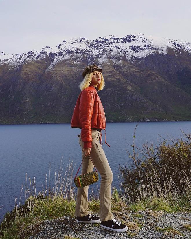 Quỳnh Anh Shyn tung clip roadtrip ở New Zealand, dân tình tấm tắc khen không khác gì Twilight - Ảnh 5.