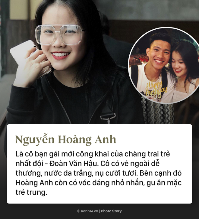 Trước thềm AFF cup 2018, điểm mặt loạt bạn gái xinh như hot girl của các tuyển thủ Việt Nam - Ảnh 7.