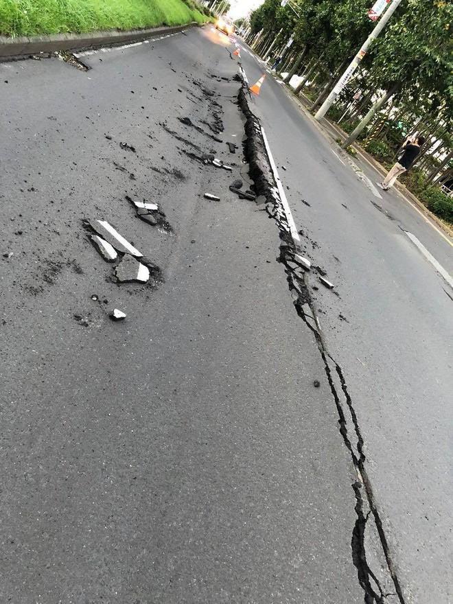 Động đất chôn vùi nhiều nhà cửa ở Nhật, du học sinh Việt đang trong tình trạng hết sức hoang mang, lo lắng - Ảnh 3.