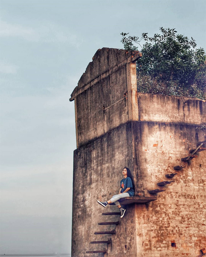 Dân tình đổ xô tới chụp ảnh sống ảo ở nấc thang lên thiên đường chỉ cách Đà Nẵng 30 phút chạy xe - ảnh 4