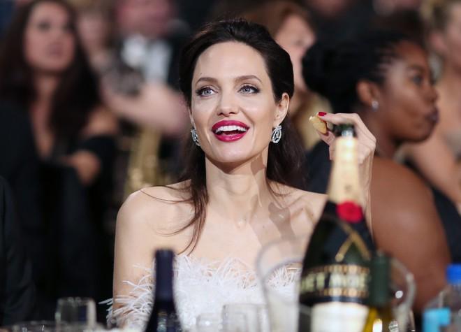 Loạt ảnh chứng minh ở tuổi 42, Angelina Jolie vẫn là báu vật nhan sắc của nước Mỹ không ai bì được - Ảnh 1.