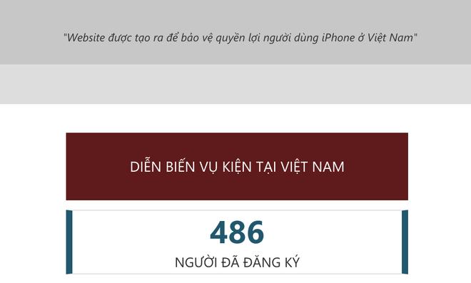 Không chỉ ở nước ngoài, người Việt cũng chuẩn bị kiện Apple vì làm chậm iPhone - Ảnh 3.
