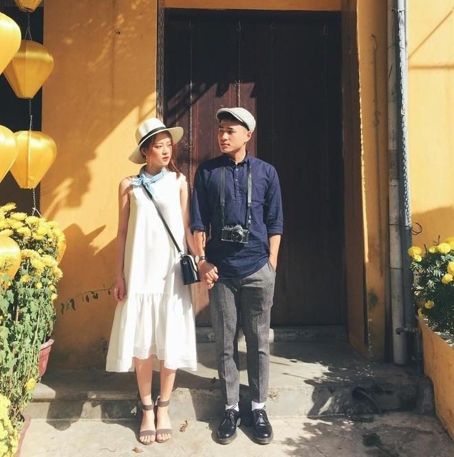 Các cặp đôi Việt gây sốt trên Instagram nhờ kho ảnh chụp chung vừa chất, vừa đáng yêu - ảnh 30