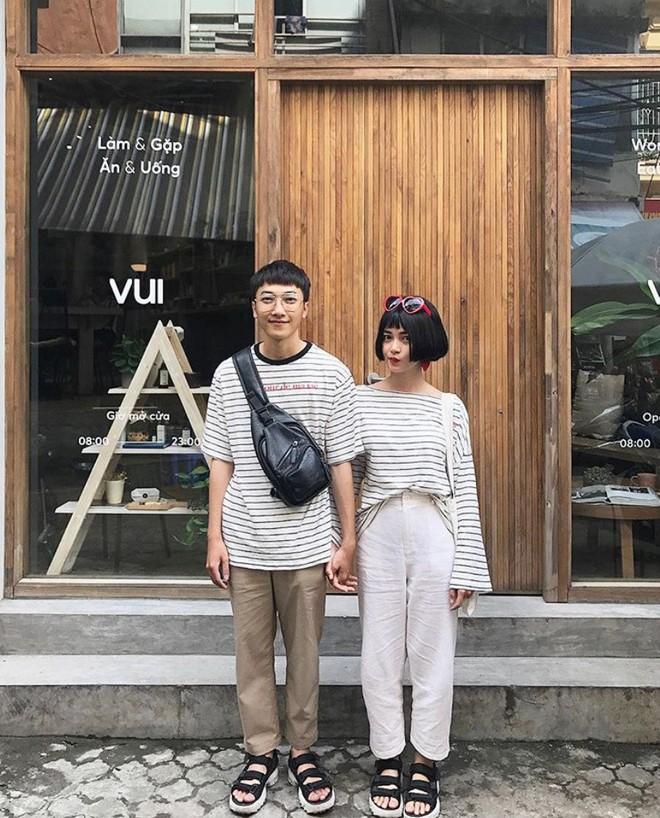 Các cặp đôi Việt gây sốt trên Instagram nhờ kho ảnh chụp chung vừa chất, vừa đáng yêu - ảnh 11