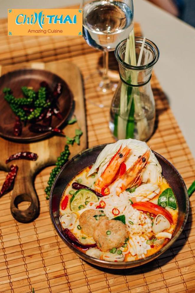 3 quán bán đồ Thái vừa ngon vừa đẹp giữa lòng Sài Gòn, bạn đã thử chưa? - ảnh 13