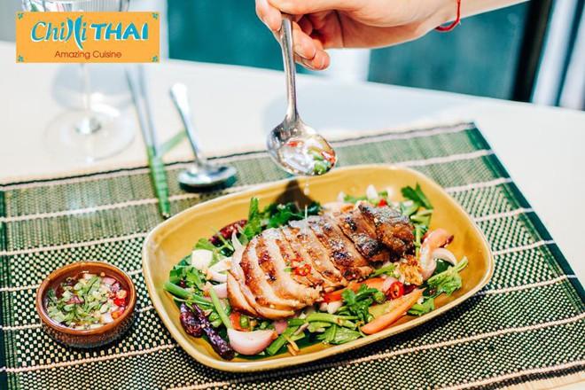 3 quán bán đồ Thái vừa ngon vừa đẹp giữa lòng Sài Gòn, bạn đã thử chưa? - ảnh 14