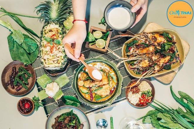 3 quán bán đồ Thái vừa ngon vừa đẹp giữa lòng Sài Gòn, bạn đã thử chưa? - ảnh 15