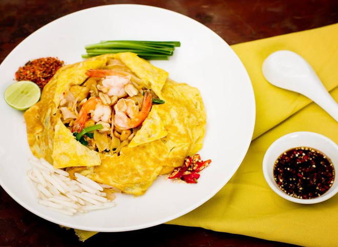 3 quán bán đồ Thái vừa ngon vừa đẹp giữa lòng Sài Gòn, bạn đã thử chưa? - ảnh 17