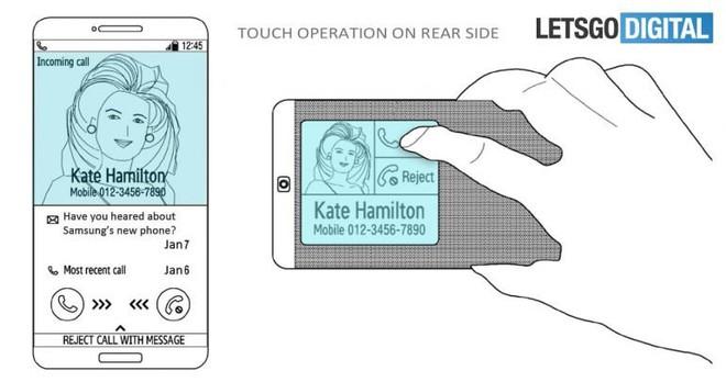Điểm danh chỉ mặt 3 ý tưởng smartphone màn hình cong đầy tiềm năng của Samsung - ảnh 3