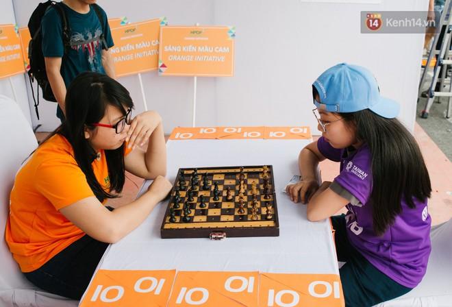 Hành trình chạm đến giải vô địch cờ vua Đông Nam Á của cô gái khiếm thị Sài Gòn - ảnh 7