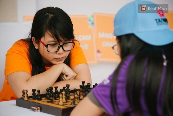 Hành trình chạm đến giải vô địch cờ vua Đông Nam Á của cô gái khiếm thị Sài Gòn - ảnh 5