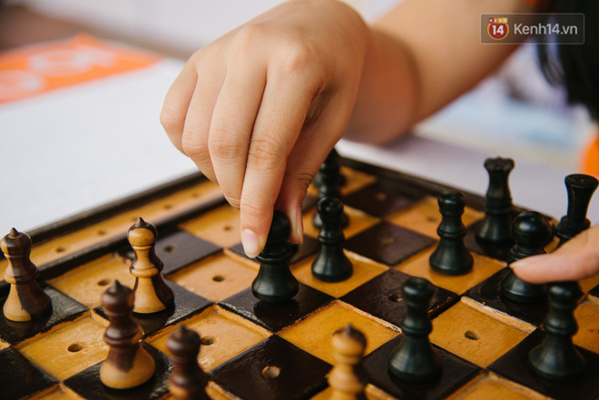 Hành trình chạm đến giải vô địch cờ vua Đông Nam Á của cô gái khiếm thị Sài Gòn - ảnh 6