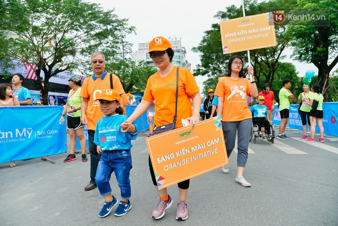 Đường đua 5km và câu chuyện vượt lên chính mình của những người khuyết tật ở Sài Gòn - ảnh 2