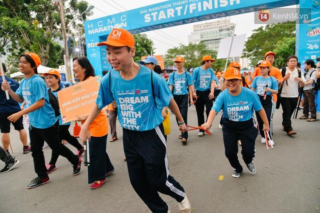 Đường đua 5km và câu chuyện vượt lên chính mình của những người khuyết tật ở Sài Gòn - ảnh 6