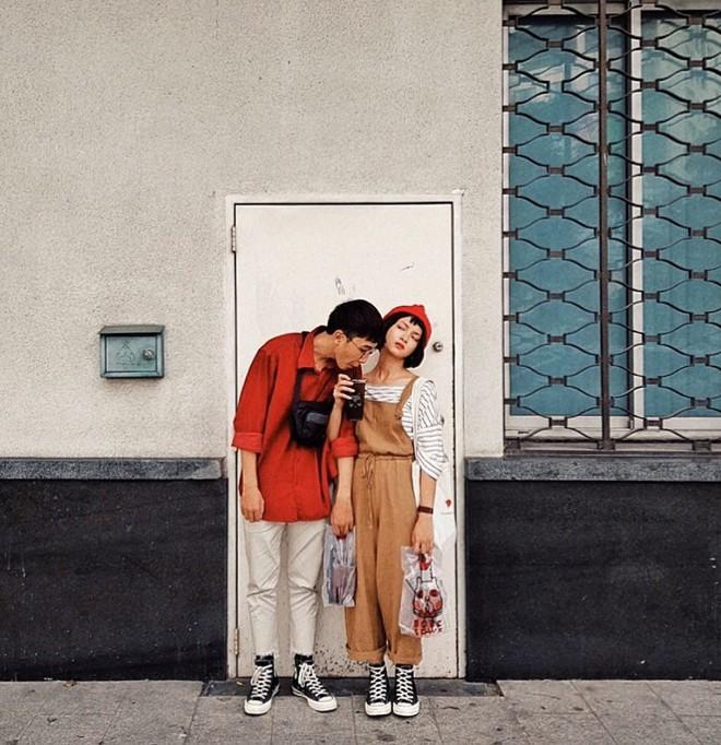 Các cặp đôi Việt gây sốt trên Instagram nhờ kho ảnh chụp chung vừa chất, vừa đáng yêu - ảnh 12