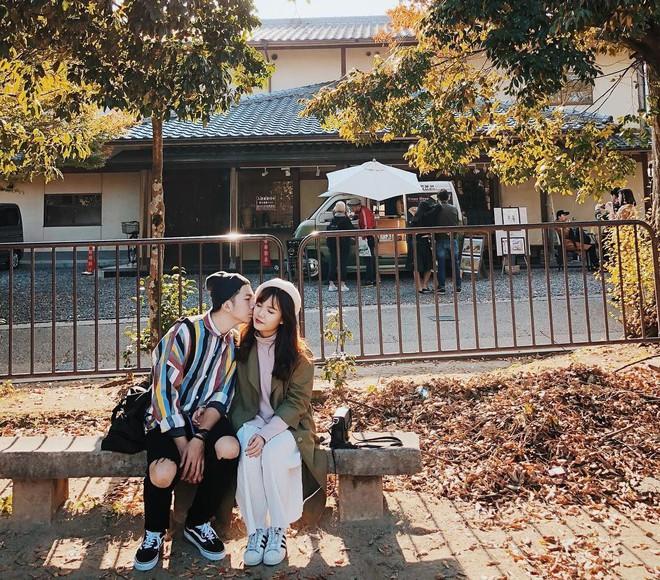 Các cặp đôi Việt gây sốt trên Instagram nhờ kho ảnh chụp chung vừa chất, vừa đáng yêu - ảnh 3