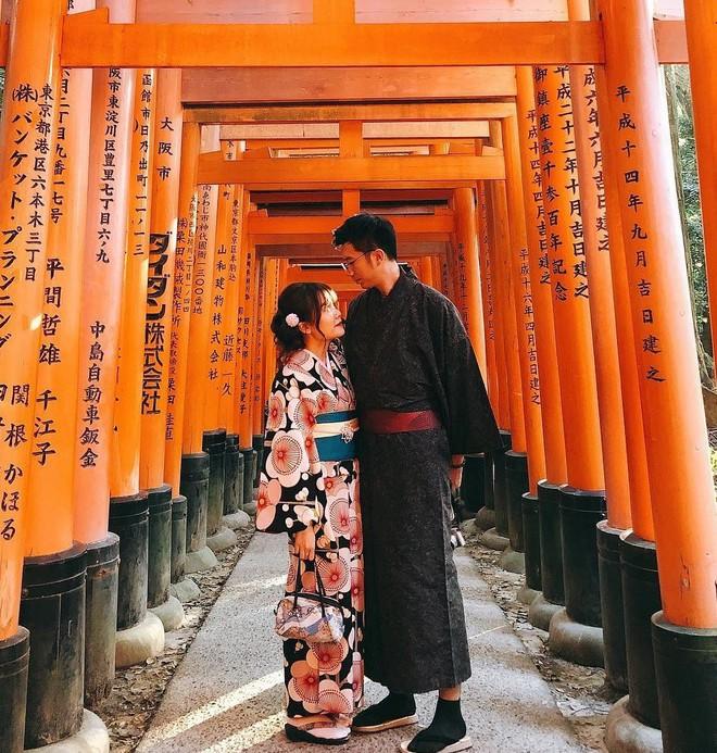 Các cặp đôi Việt gây sốt trên Instagram nhờ kho ảnh chụp chung vừa chất, vừa đáng yêu - ảnh 4