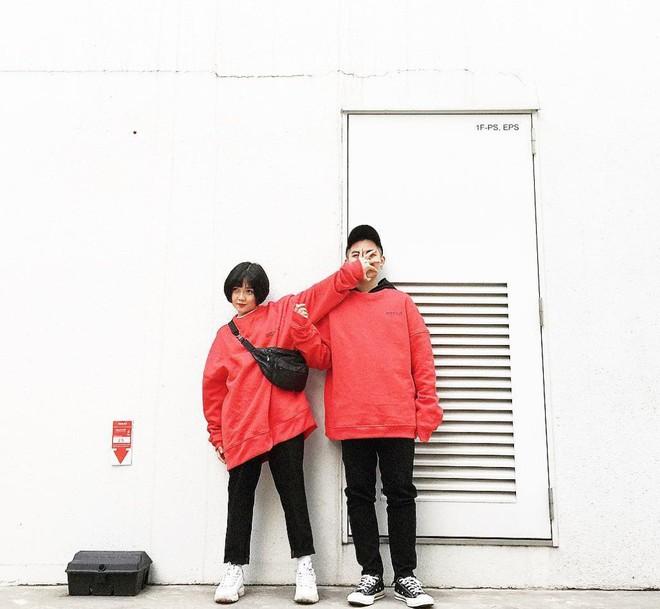 Các cặp đôi Việt gây sốt trên Instagram nhờ kho ảnh chụp chung vừa chất, vừa đáng yêu - ảnh 22