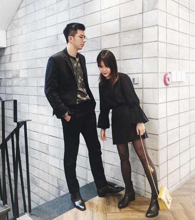 Các cặp đôi Việt gây sốt trên Instagram nhờ kho ảnh chụp chung vừa chất, vừa đáng yêu - ảnh 9
