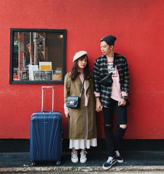 Các cặp đôi Việt gây sốt trên Instagram nhờ kho ảnh chụp chung vừa chất, vừa đáng yêu - ảnh 6