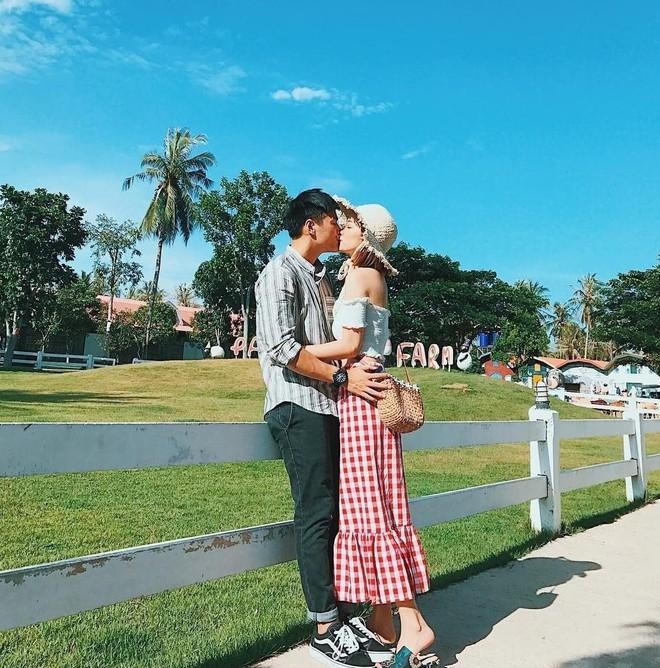 Các cặp đôi Việt gây sốt trên Instagram nhờ kho ảnh chụp chung vừa chất, vừa đáng yêu - ảnh 33
