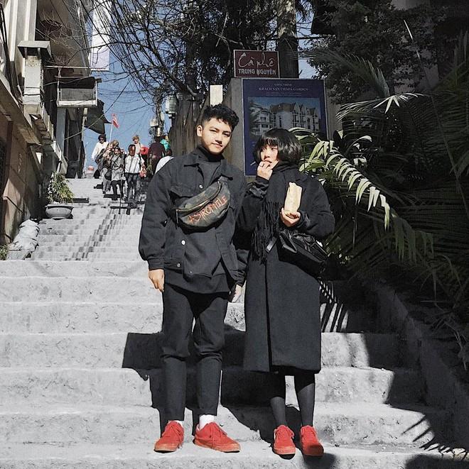 Các cặp đôi Việt gây sốt trên Instagram nhờ kho ảnh chụp chung vừa chất, vừa đáng yêu - ảnh 24