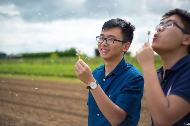 Chàng trai Hà Tĩnh chuẩn con nhà người ta: HCB Toán quốc tế, nhận học bổng tiến sĩ toàn phần khi mới học năm 3 - ảnh 10