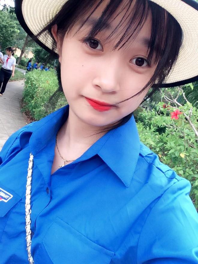 Nữ công an viên Đà Nẵng bất ngờ nổi tiếng vì xinh như hot girl - ảnh 11