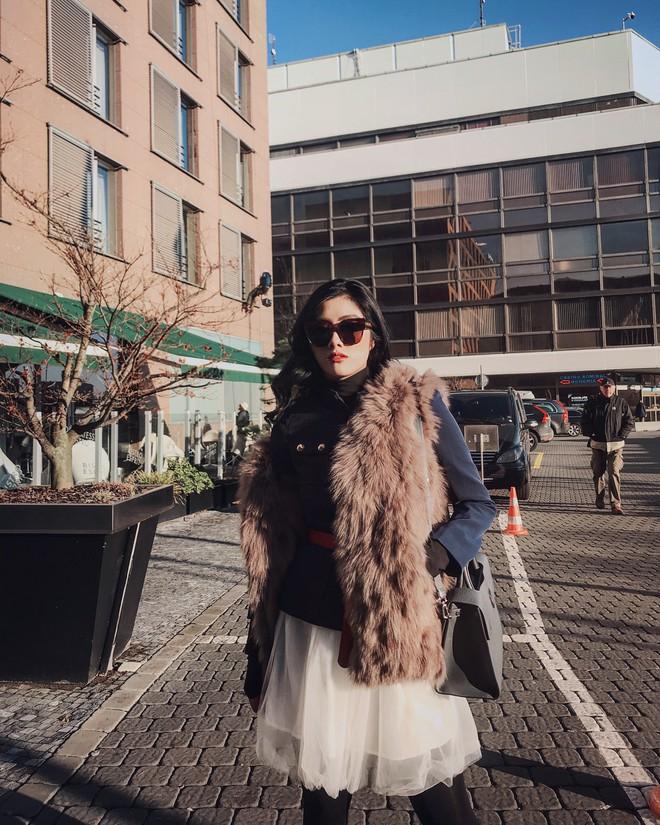 Huỳnh Tiên đầu tư loạt đồ hiệu đắt tiền cho MV quay tại Cộng hòa Séc - ảnh 3